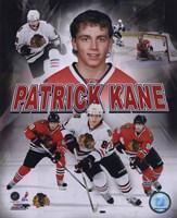 Patrick Kane 2010 Portrait Plus Fine-Art Print