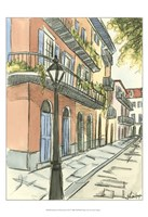 Sketches of Downtown I Fine-Art Print
