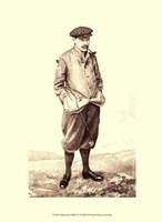 Vanity Fair Golfers IV Fine-Art Print