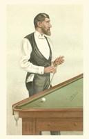 Vanity Fair Billiards Fine-Art Print