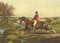 The English Hunt II Fine-Art Print