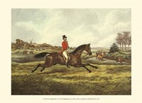The English Hunt V Fine-Art Print