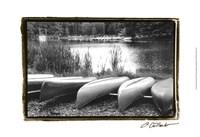 Lake Living I Fine-Art Print