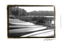 Lake Living III Fine-Art Print