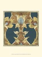 Mini Vintage Woodblock IV Fine-Art Print
