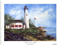 Sturgeon Point Light Fine-Art Print