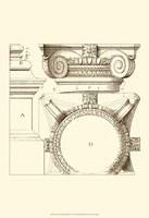 Small Corinthian Detail IV (U) Fine-Art Print