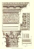 Small Corinthian Detail V (U) Fine-Art Print
