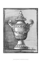 Custom Classical Sketch IV (U) Fine-Art Print