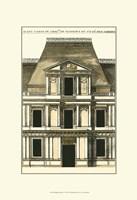 Building Facade IV Fine-Art Print
