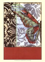 Small Butterfly Tapestry I (P) Fine-Art Print