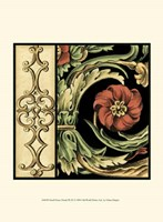 Small Frieze Detail III (P) Fine-Art Print