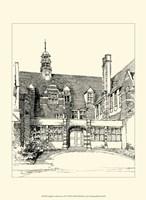 English Architecture VI Fine-Art Print