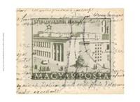 Vintage Stamp II Fine-Art Print