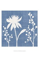 Small Blue Linen I (P) Fine-Art Print