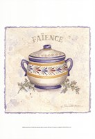 French Pottery I Fine-Art Print