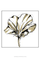 Small Tulip Sketch IV Fine-Art Print