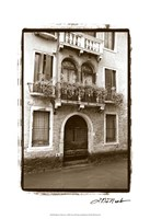 Balcony Doorway Fine-Art Print