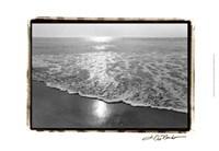 Ocean Sunrise I Fine-Art Print