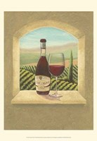 Vineyard Vista I Fine-Art Print
