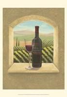 Vineyard Vista II Fine-Art Print