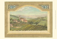 Vineyard Window II Fine-Art Print