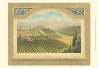 Vineyard Window IV Fine-Art Print