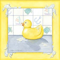 Small Rubber Duck II Fine-Art Print