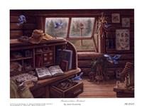 Birdwatchers Retreat Fine-Art Print