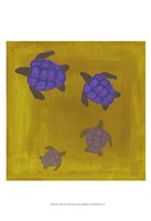 Wave Riders III Fine-Art Print