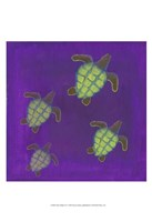 Wave Riders IV Fine-Art Print