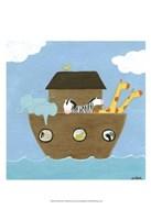 Noah's Ark I Fine-Art Print