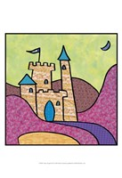 Calico Kingdom III Fine-Art Print