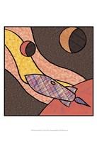 Patchwork Planets II Fine-Art Print