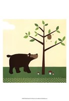 Woodland Friends III Fine-Art Print