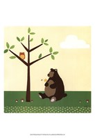 Woodland Friends IV Fine-Art Print