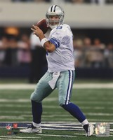 Tony Romo 2010 on the field Fine-Art Print