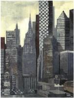 Urban Landscape I Fine-Art Print