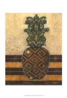 Regal Pineapple I Fine-Art Print