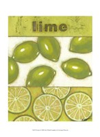 Lime Fine-Art Print