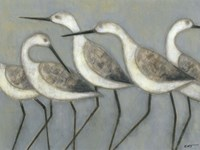 Shore Birds I Fine-Art Print