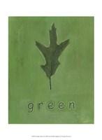 Going Green I Fine-Art Print