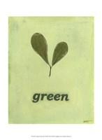 Going Green III Fine-Art Print