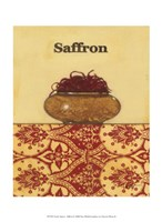 Exotic Spices - Saffron Fine-Art Print
