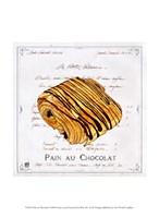 Pain au Chocolat Fine-Art Print
