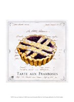 Tarte aux Framboises Fine-Art Print