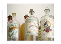 French Perfume Bottles I Fine-Art Print
