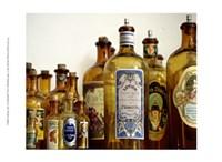 French Perfume Bottles III Fine-Art Print