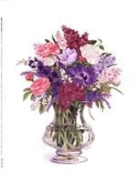 Plum Lilacs Fine-Art Print