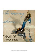 So Many Shoes Fine-Art Print